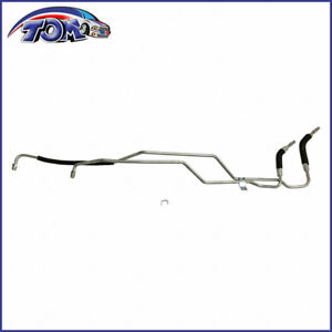 Transmission Oil Cooler Line Hose Assembly For Ford F 250 Super Duty 624 885