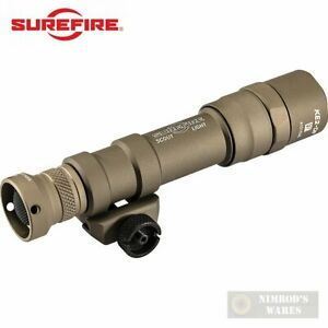 SureFire M600DF SCOUT WEAPONLIGHT Dual Fuel 1200 1500 LUMENS M600DF TN FAST SHIP $237.99