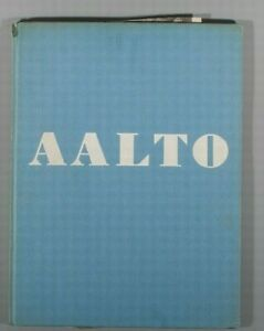 Alvar Aalto Architecture And Furniture Catalogue Moma New York 1938 Limited