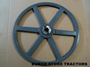 New Pto Woods Belly Mower Pulley For John Deere M 40 420 430 And Mt Tractors