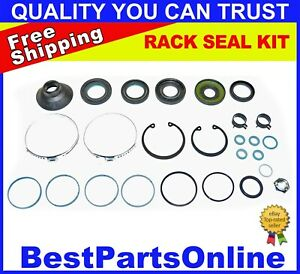 Power Steering Rack And Pinion Seal Kit For Ford Mustang 1996 2002