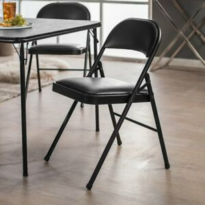 Meco Sudden Comfort Padded Folding Chair 2 Pack