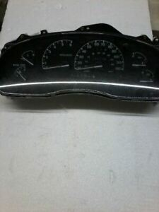 98 99 00 01 Ford Explorer Speedometer Cluster Oem F57f10894b For Parts
