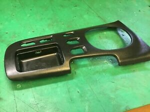 Center Console Switch Panel 93 95 Rhd Mazda Rx7 Fd3s