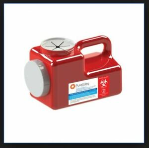 Pureway 1 2 Gallon Sharps Disposal By Mail System Free Shipping