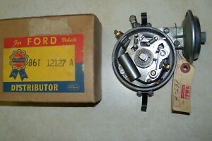 Ford Truck 1954 1955 1956 239 256 272 292 V8 Reconditioned Distributor