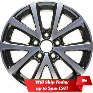 New Set 4 16 Replacement Alloy Wheels Rims For 2005 2018 Vw Jetta Golf 70006