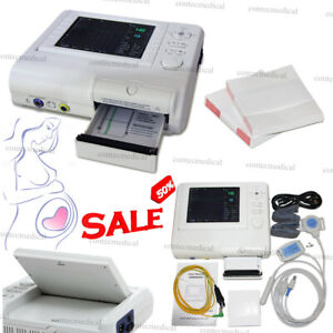 Baby Born Fetal Monitor Fetal Heart Rate Maternal Uterine Contraction Toco probe
