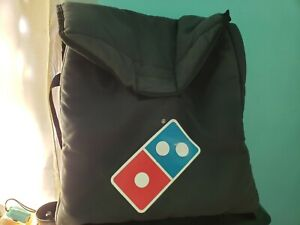 Extra Large Dominos Pizza Hot Delivery Warm Insulated Thermal Delivery Bag