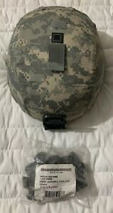 U.S. Army MICH Advanced Combat Helmet ACH WACU Cover Size Medium With Wilcox