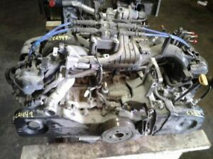 Engine 2003 2004 Subaru Impreza 2 5l 4cyl Non turbo Motor 110k Run Tested