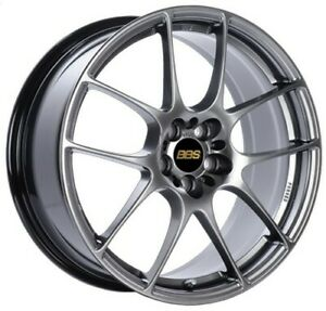 Bbs Wheels Rim Rf 18x8 5x120 Et35 Pfs Diamond Black