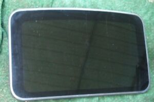 1987 1988 Ford Thunderbird Turbo Coupe Mirrored Sun Moon Roof Glass Used Oem