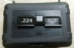 Us Made Laser Engraved 224 Valkyrie 2 0 Ejection Port Dust Cover For Model 15