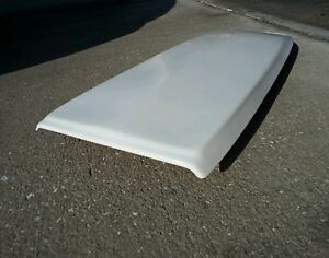 Bolt On Hood Scoop Fiberglass Ford Mustang Chevy Camaro