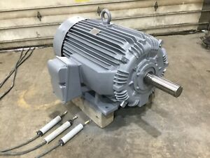 300 Hp Toshiba Electric Motor 480 Volt