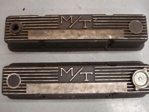 Vintage Sbc Valve Covers In Stock Replacement Auto Auto