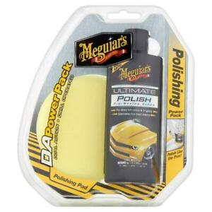 Meguiar s G3502 Da dual Action Polishing Power Pack