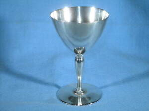 Vintage Tiffany 18885 Sterling Silver Faneuil Cordial Cup Goblet