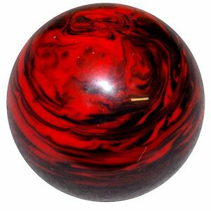 Marbled Black Red Shift Knob W C5 Automatic Shifter Adapter U S Made