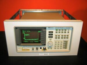 Hp 8590b 10 Khz To 1 5 Ghz Spectrum Analyzer W opt 021