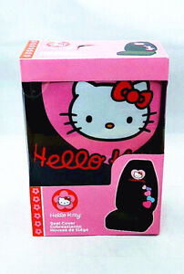 Hello Kitty Sweetheart High Back Auto Seat Cover