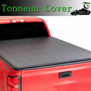 Fits 1982 2013 Ford Ranger 6ft 72 Bed Roll Up Lock Soft Tonneau Cover Truck