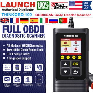 Car Fault Code Reader Engine Diagnostic Obd2 Scanner Reset Tool As Foxwell Nt301