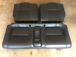 2002 2006 Acura Rsx Rear Seat Bench Whole Assemble Leather 02 03 04 05 06