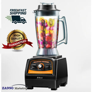 Heavy Duty 2800w Professional Commercial Grade Blender Mixer Juicer Smoothie