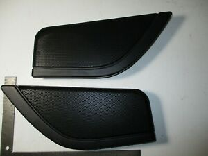 Porsche 968 Rear Speakers And Trim New Genuine 94 95 Only M490 Option Pair