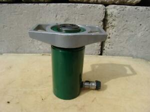 Hydraulic Cylinder Made By Simplex 50 Ton 6 Inch Stroke Works Fine