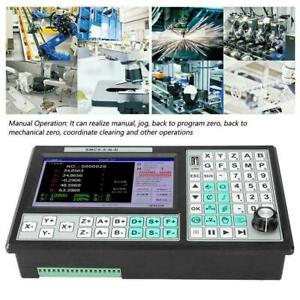 500khz 7 Lcd Display Screen Cnc Motion Controller 5 axis Usb Motion Controller