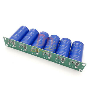 16v 116f Super Capacitor Farad Capacitor With Protection Board Module Set