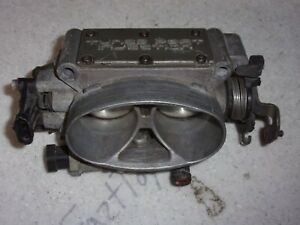 89 92 Camaro Trans Am Corvette Tpi Throttle Body 90 91 Firebird 2