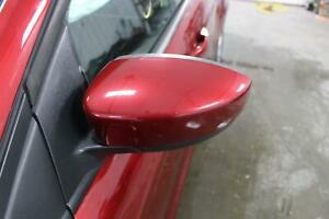 2013 2016 Ford Escape Driver Left Lh Power Door Mirror Sunset Red D7