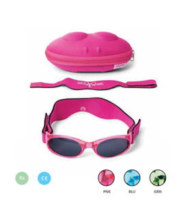 Pediatric Patient Leaded X ray Radiation Safety Glasses 0 75mm Lead Glass