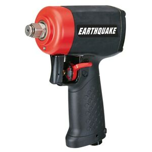 Earthquake Xt 1 2 In Ultra Compact Xtreme Torque Stubby Air Impact Wrench