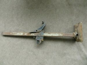 60 S 70 S Ford Mopar Gm Chevy Buick Pontiac Olds Camaro Hook Style Bumper Jack