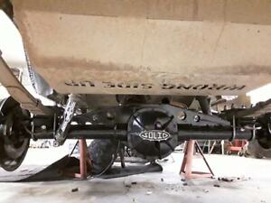 Jeep Cherokee Xj Leaf Spring Ford 8 8 Axle Swap Kit With Truss