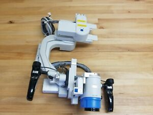 Moller Wedel Vm 900 Motorized Neurosurgical Microscope Head Assembly