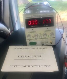 Dc Regulated Power Supply Ps 305 D
