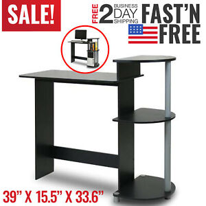 Computer Desk Home Office Laptop Table Pc Workstation Furniture For Small Spaces
