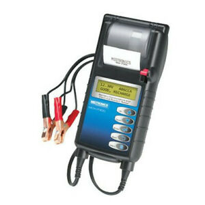 Midtronics Mdx P300 12v Battery Charging System Tester W Built In Printer