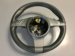 Porsche 911 997 Pdk Heated Steering Wheel Stone Grey 997 347 803 25 B24