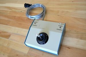 Parker Compumotor 2 axis Xy Joystick Controller For Gemini Stepper