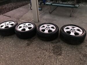 2006 Acura Rl Wheels Rims And Tires Set Of 4