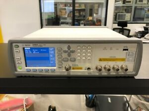 Keysight Agilent Used E4980a 2mhz Precision Lcr Meter With Fresh Calibration
