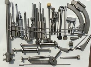 Lot Of Surgical Orthopedic Or Instruments