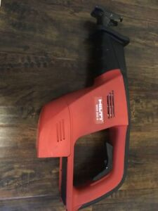 Hilti Wsr 650 a Cordless Reciprocating Saw tool Only